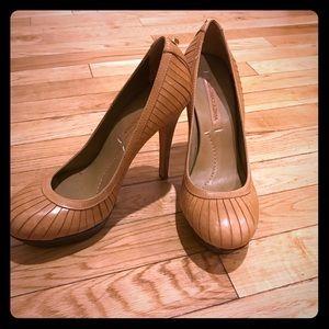 Gorgeous and versatile BCBG heels